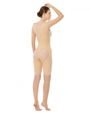 Fat_Transfer_To_Buttocks_Girdle_High_Waist_Extended_Back_Short_Length_Style_No_G121_1