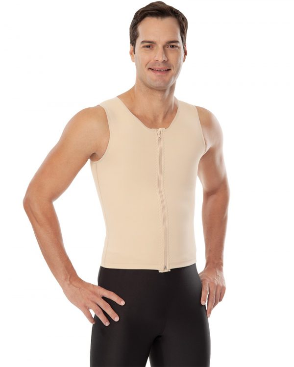 Male_Sleeveless_Vest_With_Front_Closure_G181_1