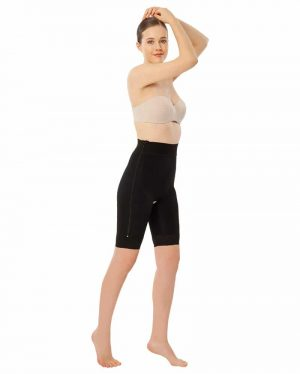 Short_Length_Girdle_With_Zippered_Closures_Style_No_G144